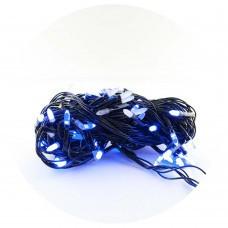 Светодиодная гирлянда Xmas 100 B-3 синяя
