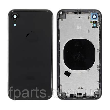 Корпус iPhone XR, Black, фото 2
