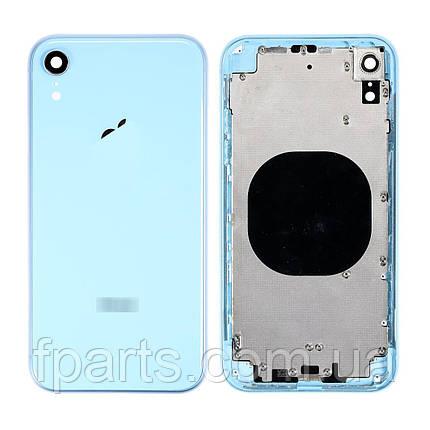 Корпус iPhone XR, Blue, фото 2
