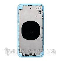 Корпус iPhone XR, Blue, фото 3