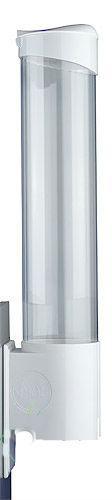 Держатель для стаканов белый на 100 стаканов на магнитах