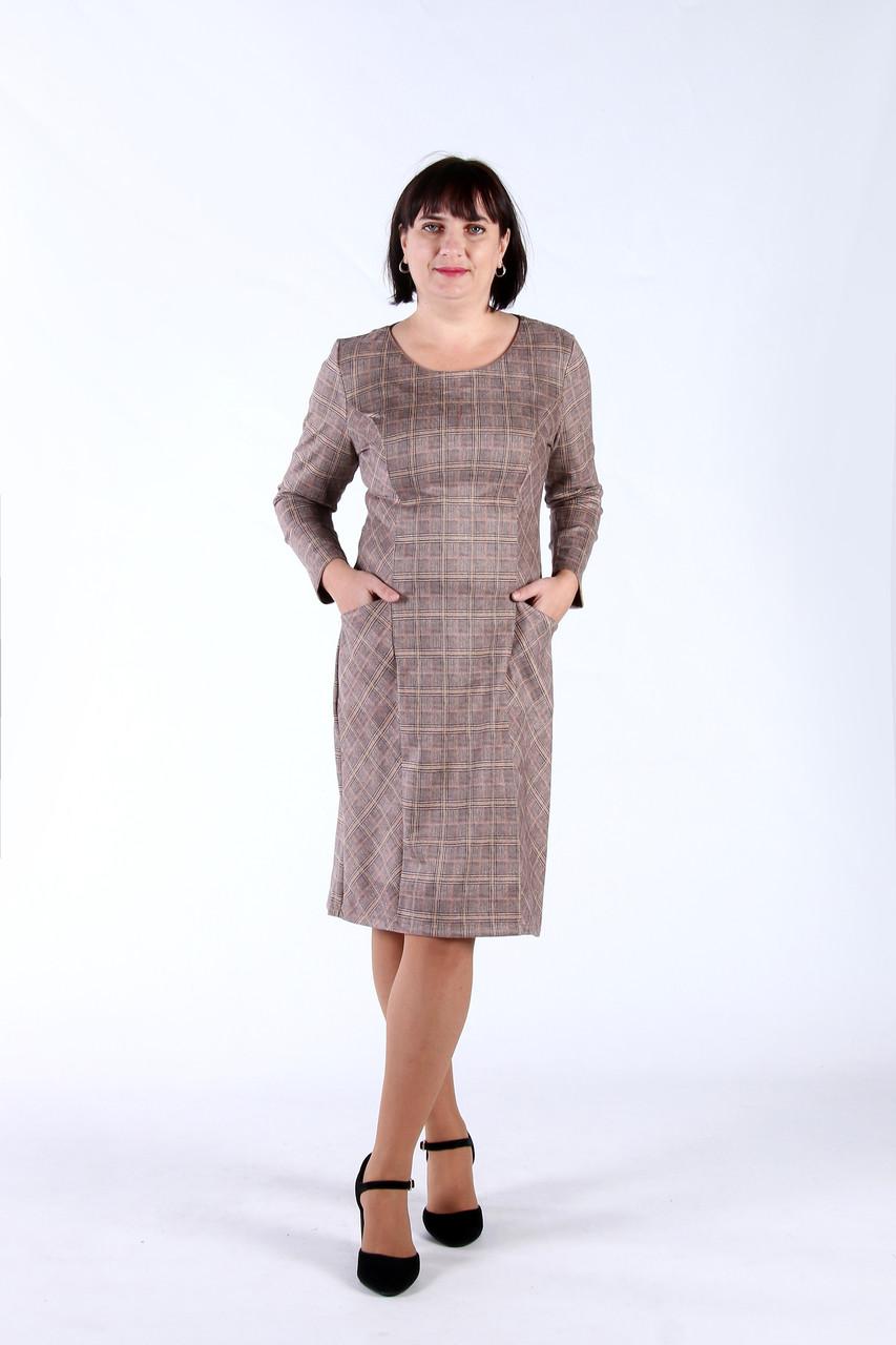 Платье Selta 857 размеры 50, 52, 54, 56
