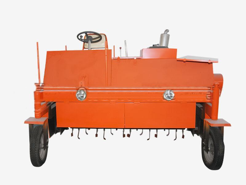Подвижный тип компост Тернер Tongda Fertilizer Machine