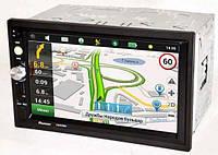 """Автомагнитола 2Din Pioneer 7023CRBG 7"""" IPS 1024*600 GPS, Bluetooth, +Рамка+Шахта НОВИНКА 2019  11"""