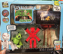 Набор фигурок для анимационного творчества StikBot JM-03Q со штативом для съёмки