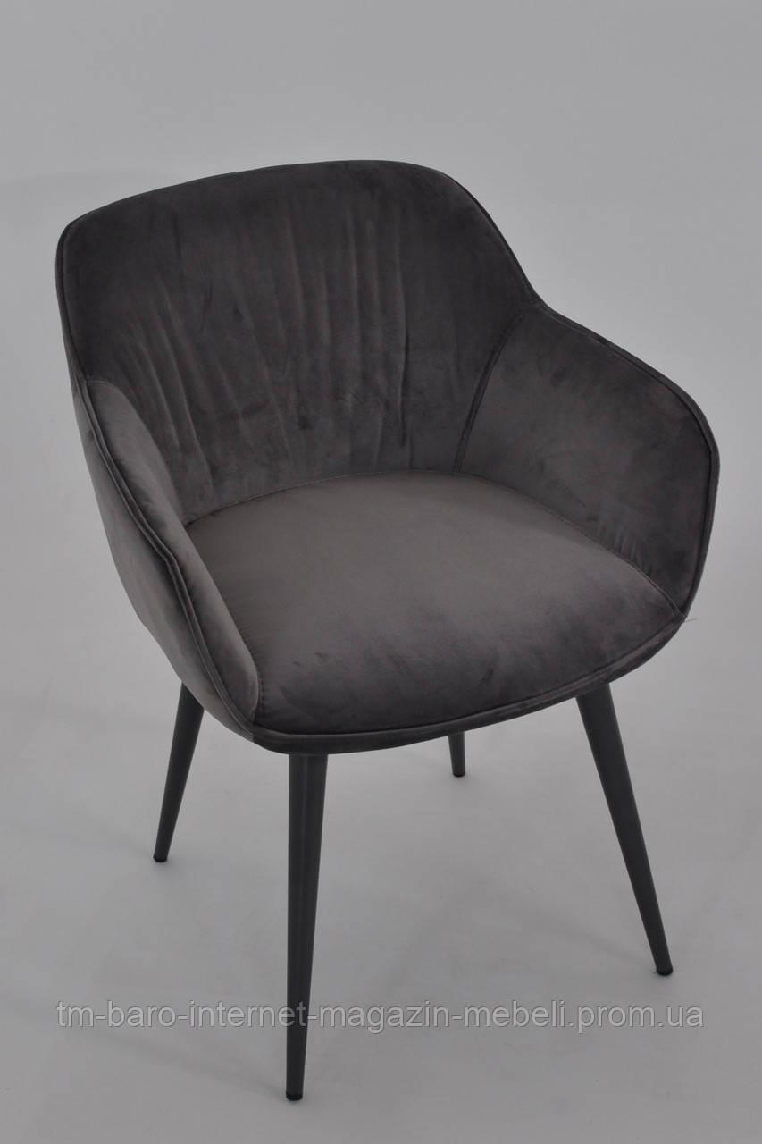 Кресло Carinthia, серый (Бесплатная доставка), Nicolas