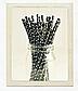 "Бумажные трубочки ""Black white dots"" (10 шт.), фото 2"