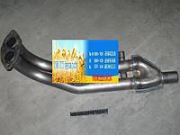 Труба приймальна ГАЗ 2217 (дв.406) (вир-во Автоглушитель, р. Н.Новгород) 33027-1203010
