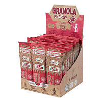 БАТОНЧИК З ГОДЖІ GRANOLA ENERGY BAR, 1 ШТ