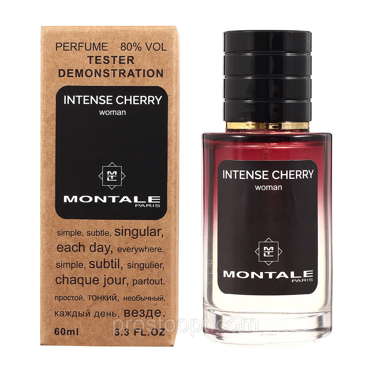 Montale Intense Cherry TESTER LUX, женский, 60 мл