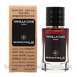 TESTER женские Montale Vanilla Cake 60 мл