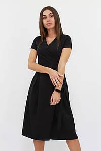 S, M, L / Вишукане плаття на запах Meredis, чорний