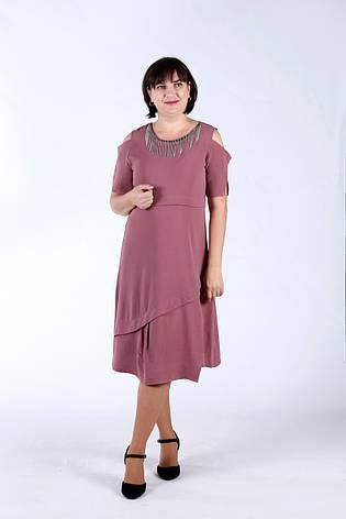 Платье Selta 829 размеры 50, 52, 54, 56, фото 2