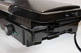 Контактный гриль, Сэндвичница Rainberg RB-5402 мощностью 2200 Вт, фото 5