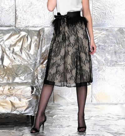 Нарядная женская юбка Noche Mio, BRIDGET 2.902