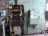 Пресс кривошипный ус. 250т, мод. КГ 2134, 1995г, фото 3