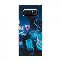 Чехол с печатью (Мода) для Samsung Note 8, N950 (AlphaPrint) (Самсунг Ноут 8, Нот 8 Н950), фото 1