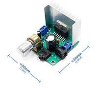 Плата звукового усилителя на основе TDA7297 2x15W, 12V, фото 1