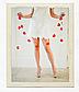 Бумажные гирлянды с сердечками, фото 2