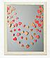 Бумажные гирлянды с сердечками, фото 3