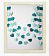 Бумажные гирлянды с сердечками, фото 4