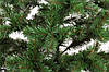Штучна ялинка (ялина) 1,3 метра пухнастий стовбур на підставці, фото 2