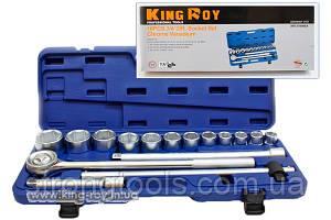 Набор инструмента King Roy 016MDA 16 предметов