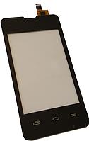 Сенсорный экран (тачскрин) для телефона Explay Solo