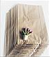 Бумажные пакеты, Крафт пакеты ( паперові / бумажные) без ручок 100 шт, фото 2