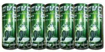 Масло двухтактное EVO bio полусинтетика ( зеленое )