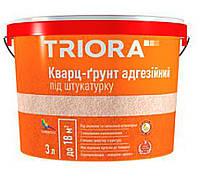 Грунтовка Triora бетоноконтакт 10л.