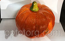 Тыква для декора на  Хэллоуин