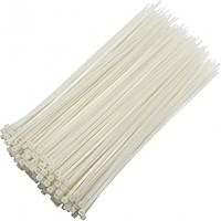Стяжки нейлоновые Profix 280х3.6мм, белые, 100шт