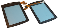 Сенсорный экран (тачскрин) для Nokia 303, RM-763 Black