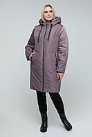Куртка с двойным слоем утеплителя   рр 50-60