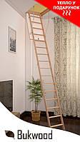 АКЦИЯ!!! Чердачная лестница Bukwood ECO Long 120x60, 120x70, 120x80, 120x90 ТЕРМОИЗОЛЯЦИЯ КРЫШКИ В ПОДАРОК!