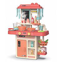 Детская кухня с аксессуарами Beibe Good 889-168 розовая
