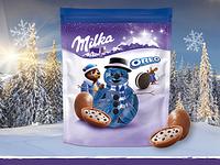 Milka Oreo Winter 86 g