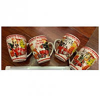 """Кружка керамічна """"Merry Christmas"""" 12шт/пал, STU7901-11"""
