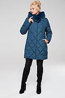 Пальто пуховик куртка женский зимний Валенсия Nui Very