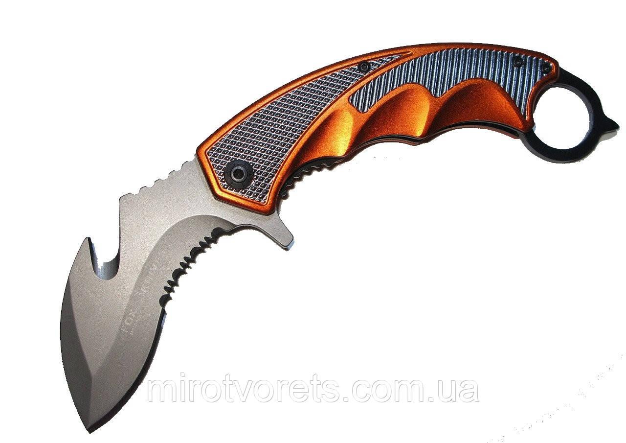 Нож керамбит  FOX KNIVES F91 РАСПРОДАЖА!