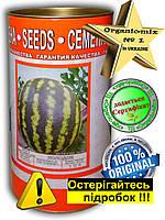 Семена, арбуз Холодок (Russia), поздний, проф. семена 500 грамм банка, обработанные Metalaxyl-M