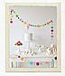 Бумажная гирлянда-кружки 150 см. (различные цвета), фото 2