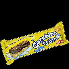 Батончик мюсли TEKMAR с какао , 30г, 21шт/уп