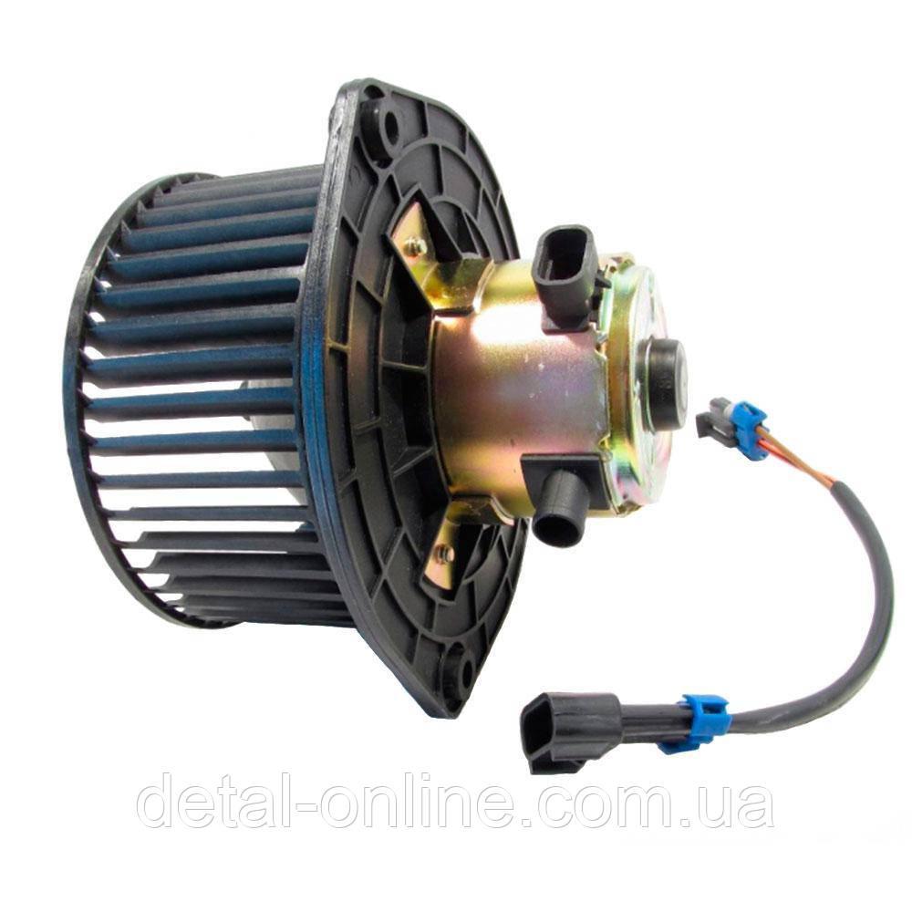 2123-8118020 электродвигатель отопителя ВАЗ 2123 с переходником (ПЕКАР)