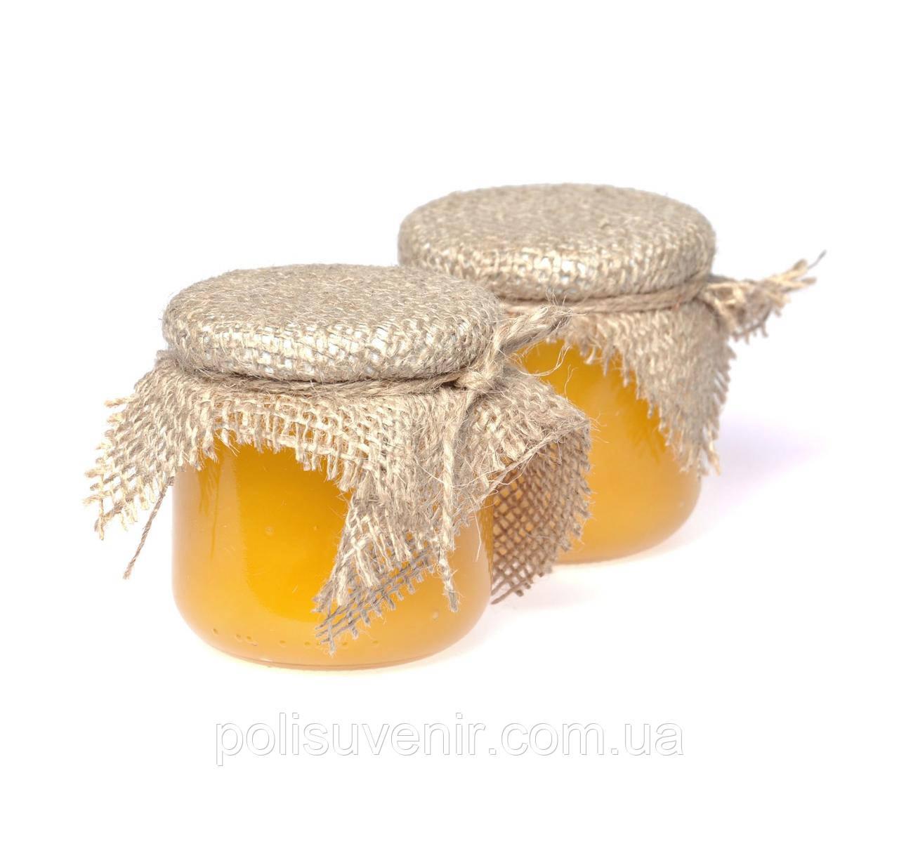 Подарунковий мед  200 мл.
