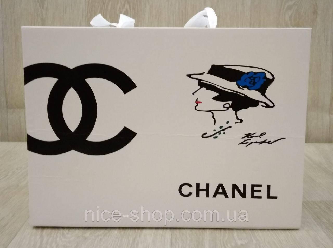 Подарочная брендовая коробка mini на магнитах