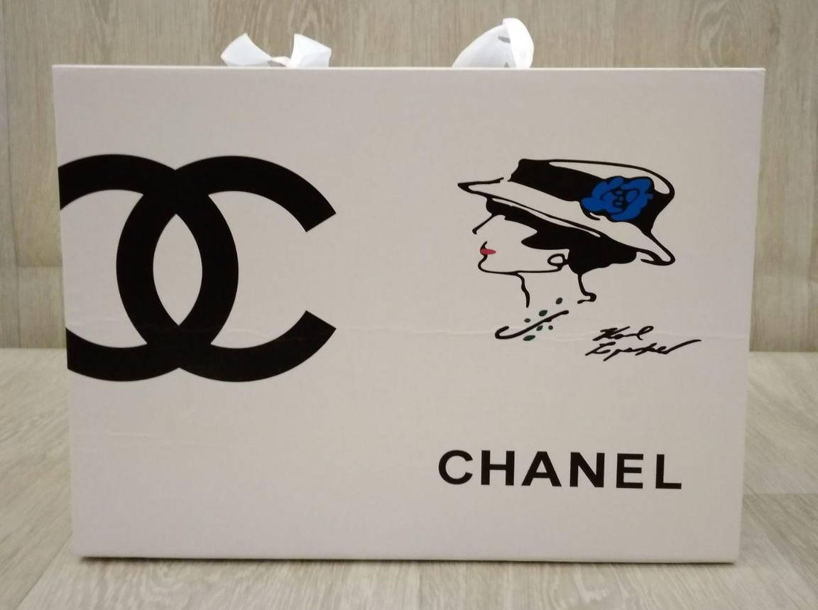 Подарочная брендовая коробка mini на магнитах, фото 2