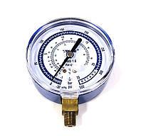 Мановакуумметр АL  R-410 D 80мм VALUE (низкое давление)