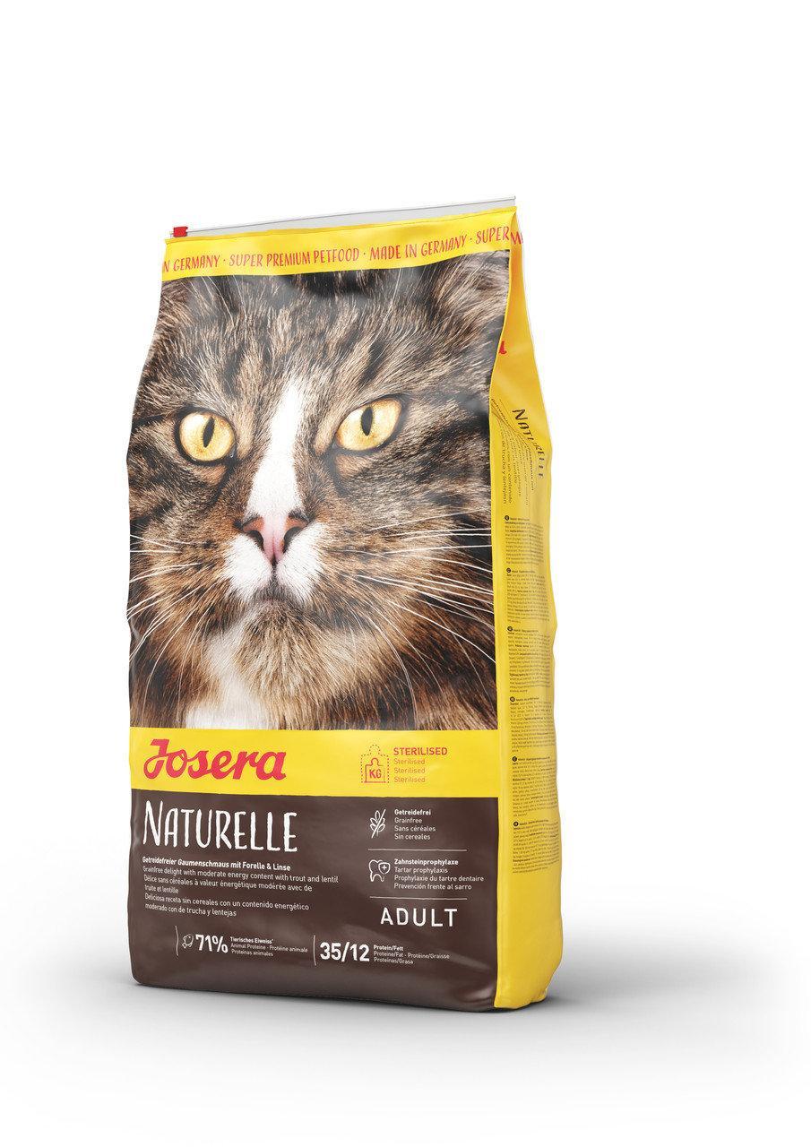 Корм для котів Josera Naturelle 10 кг